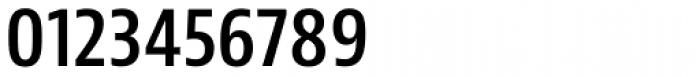 Bernino Sans Condensed SemiBold Font OTHER CHARS