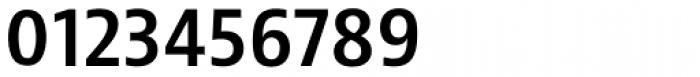 Bernino Sans Narrow SemiBold Font OTHER CHARS