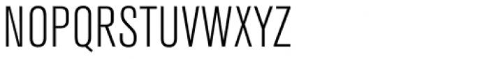Berthold Akzidenz-Grotesk Light Condensed Font