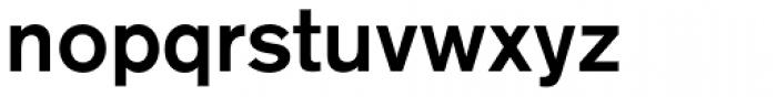 Berthold Akzidenz-Grotesk Medium Font LOWERCASE