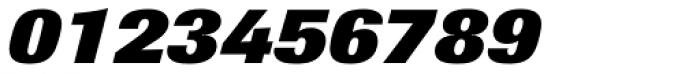 Berthold Imago ExtraBold Italic Font OTHER CHARS