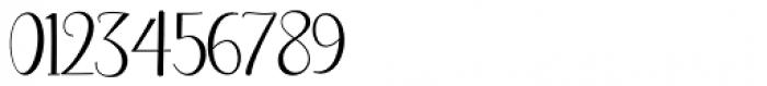 Bertilda Script Regular Font OTHER CHARS