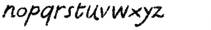 Berton Voyage Font LOWERCASE