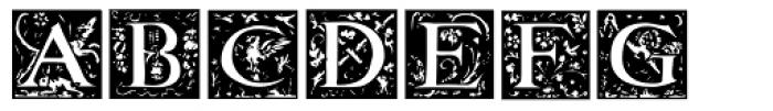 Bestiary Font LOWERCASE