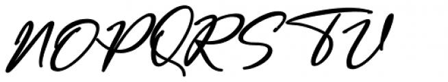 Bestowens Bold Font UPPERCASE