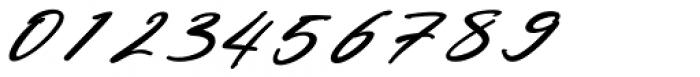 Bestowens Semi Bold Italic Font OTHER CHARS