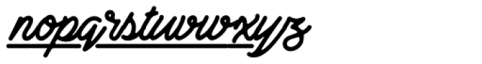 Bestters Supply Font LOWERCASE