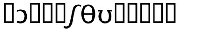 Betabet Sans Fonetik Font UPPERCASE