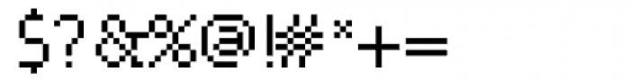 Betabet Web Regular Font OTHER CHARS