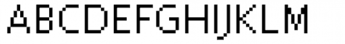 Betabet Web Regular Font UPPERCASE