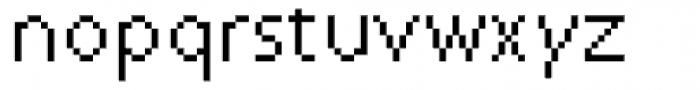 Betabet Web Regular Font LOWERCASE