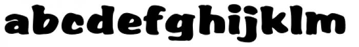 Bethlehem Ephrath Font LOWERCASE