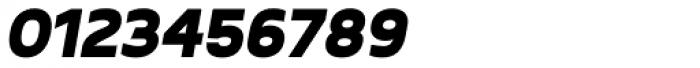 Betm Black Italic Font OTHER CHARS