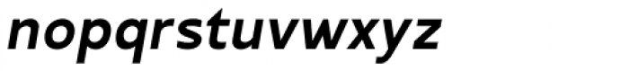 Betm Medium Italic Font LOWERCASE