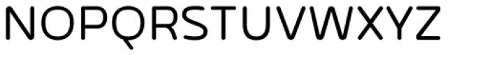 Betm Rounded Semi Light Font UPPERCASE