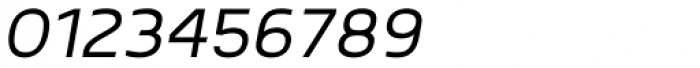Betm SemiLight Italic Font OTHER CHARS