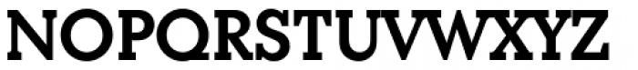Beton Bold Font UPPERCASE