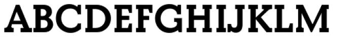 Beton EF Bold Font UPPERCASE