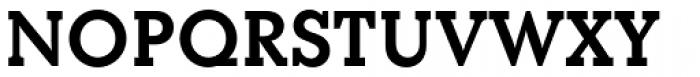 Beton SB Bold Font UPPERCASE