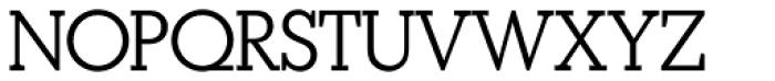 Beton SH Medium Font UPPERCASE