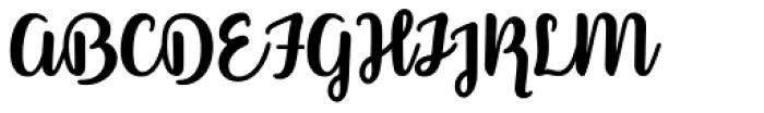 Better Phoenix Small Caps Font UPPERCASE
