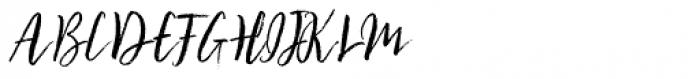 Better Step Regular Font UPPERCASE