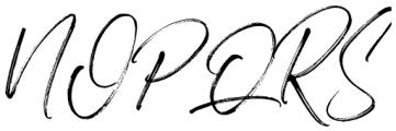Betterworks Regular Font UPPERCASE