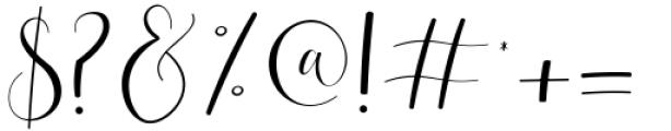 Betthofen Regular Font OTHER CHARS