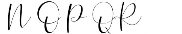 Betthofen Regular Font UPPERCASE