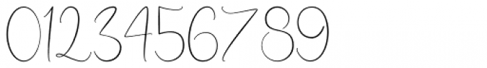 Bettrish Regular Font OTHER CHARS