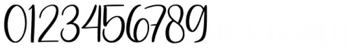 Beyond Regular Font OTHER CHARS