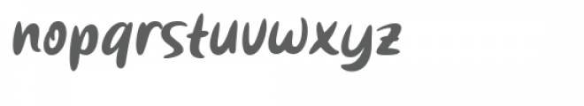 Bestina Font LOWERCASE