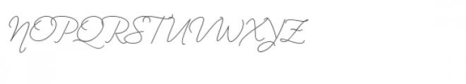 bekafonte Font UPPERCASE