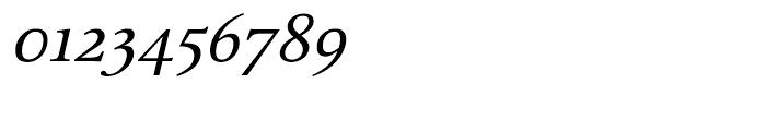 BF Girando Pro Regular Italic Font OTHER CHARS