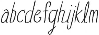 BGoblet Drawn otf (300) Font LOWERCASE
