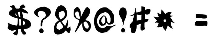 Bharatic-Font Font OTHER CHARS