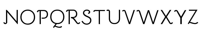 Bhavuka Regular Font UPPERCASE