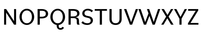 Bilo Regular Font UPPERCASE