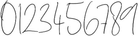 Bianca Kamelo Script otf (400) Font OTHER CHARS