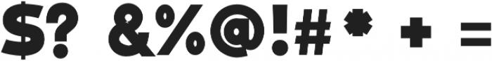 Bianco otf (400) Font OTHER CHARS