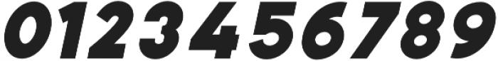 Bianco otf (700) Font OTHER CHARS