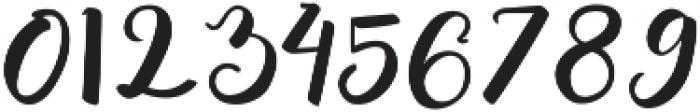 Bianglala otf (400) Font OTHER CHARS