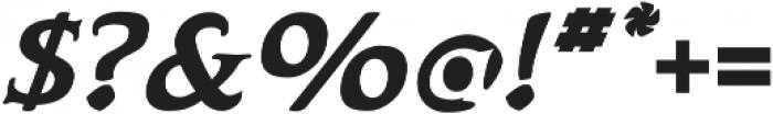 Biblia Serif otf (700) Font OTHER CHARS