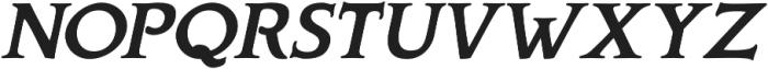Biblia Serif otf (700) Font UPPERCASE