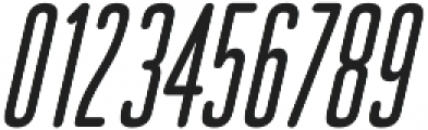 Bico Italic otf (400) Font OTHER CHARS
