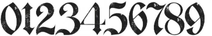 Bielefeld Textured otf (400) Font OTHER CHARS