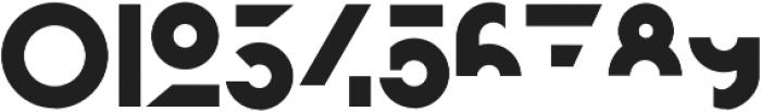 Bifur Foundation Regular otf (400) Font OTHER CHARS