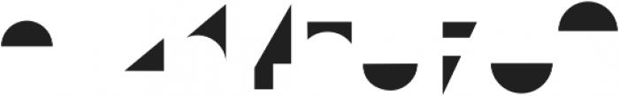 Bifur Overlay Regular otf (400) Font OTHER CHARS