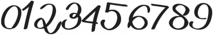 Big Eddie otf (400) Font OTHER CHARS
