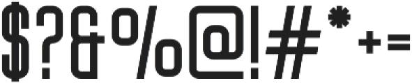 Big Stem ttf (400) Font OTHER CHARS